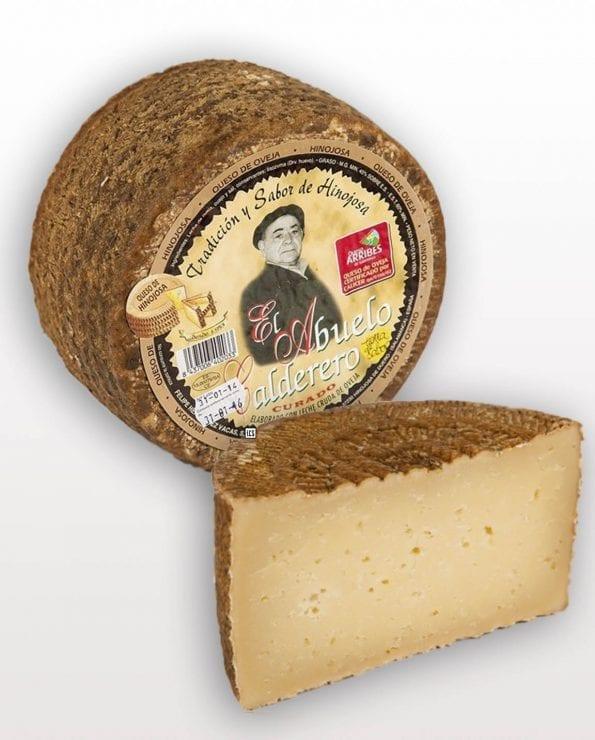 queso curado de oveja-curado de oveja-queso curado-curado de oveja el abuelo-quesos curados de oveja