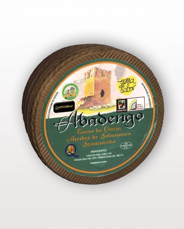 queso abadengo semicurado-leche cruda de oveja-queso abadengo-abadengo semicurado-cruda de oveja