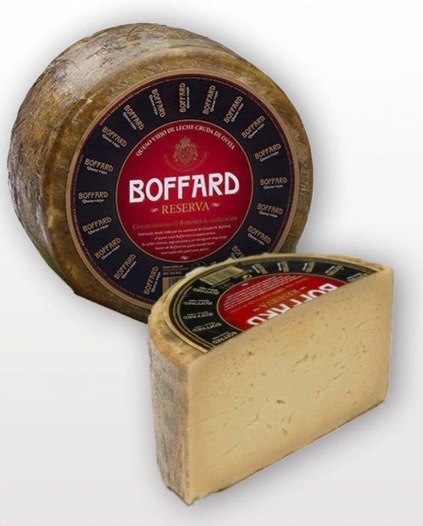 Compra-queso-oveja-queso-Boffard reserva-queso-curado-queso-queso-fuerte