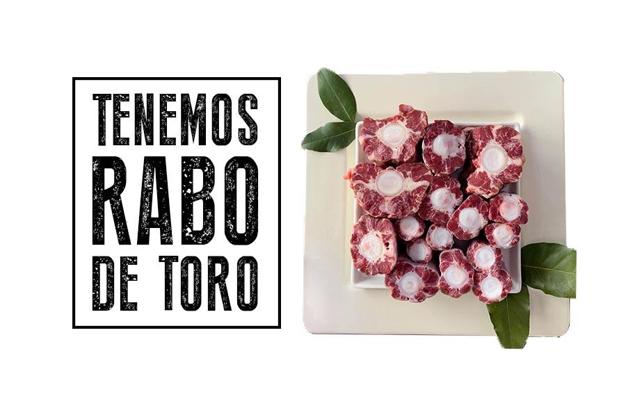 TENEMOS RABO DE TORO – La carnicería de Salamanca – Carnicería online