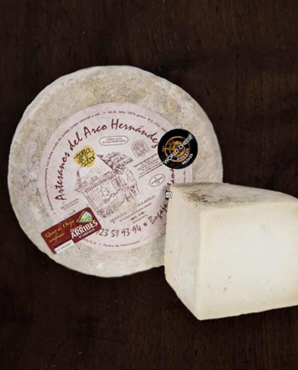 Comprar queso de Bogajo, comprar artesano Arco Hernández