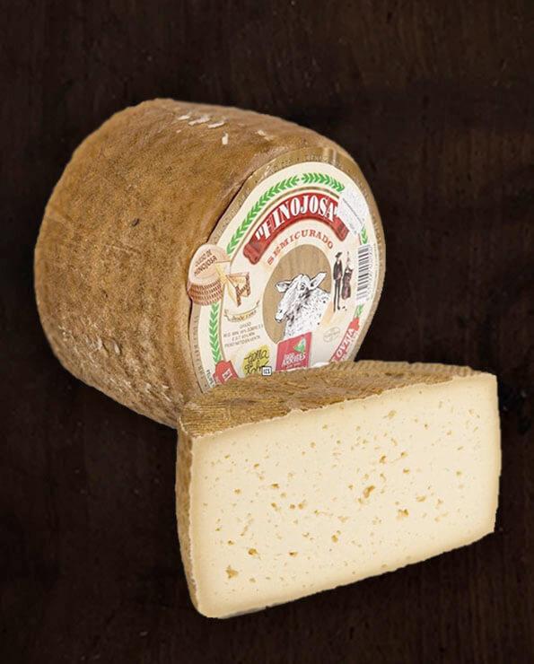 Comprar queso de Hinojosa semicurado Salamanca