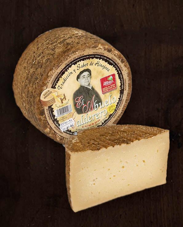 Comprar queso El Abuelo Calderero