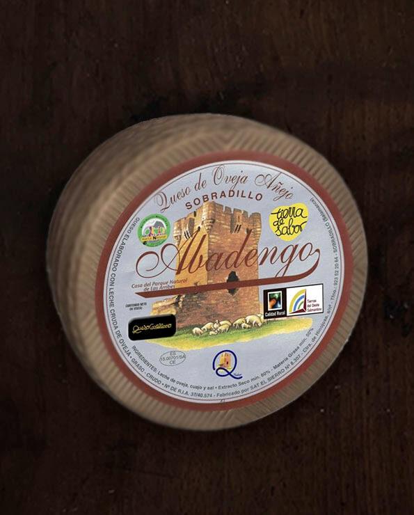 comprar queso de sobradillo Abadengo
