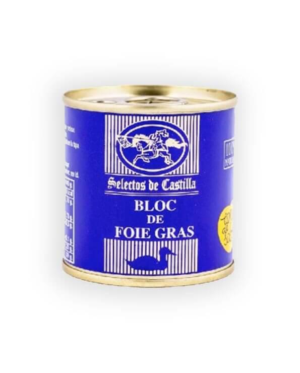 Comprar foie selectos de castilla, bloc de foie