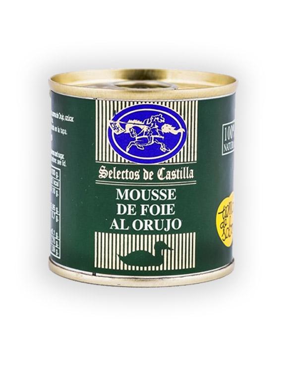 Comprar mousse de foie al orujo