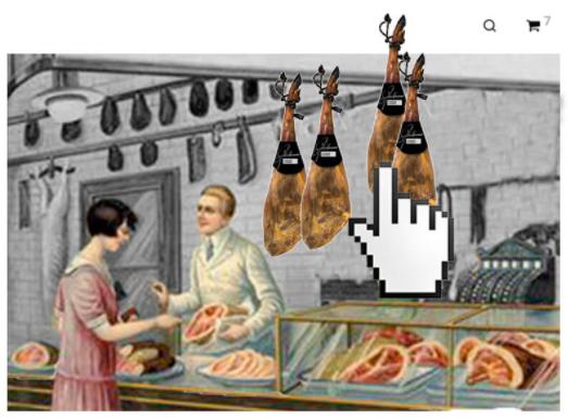 Comprar jamón en nuestra carnicería online
