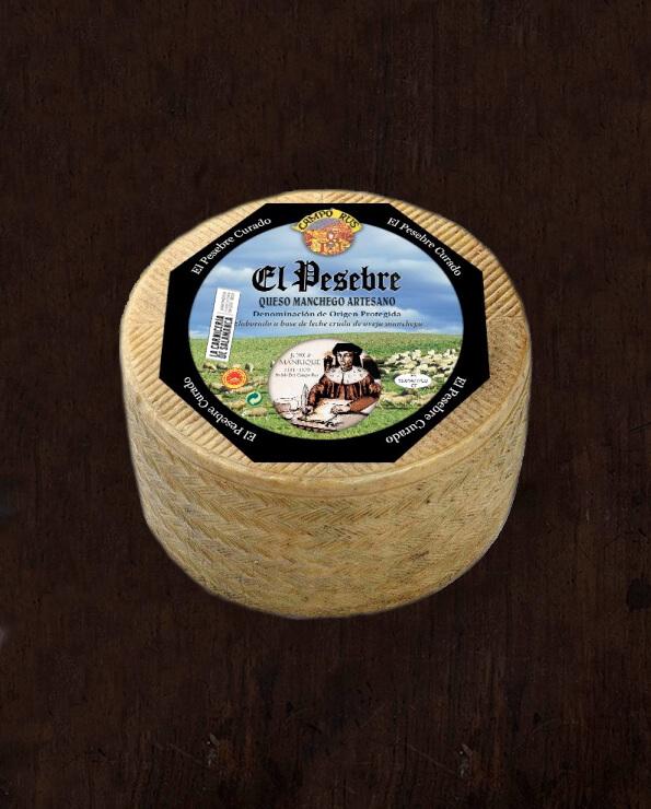 Comprar El Pesebre online, comprar queso manchego