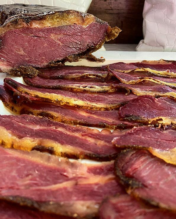 Comprar pastrami online en La Carnicería de Salamanca